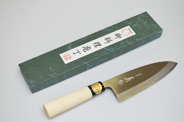 【山脇刃物製作所】郷 特選 出刃包丁 165mm
