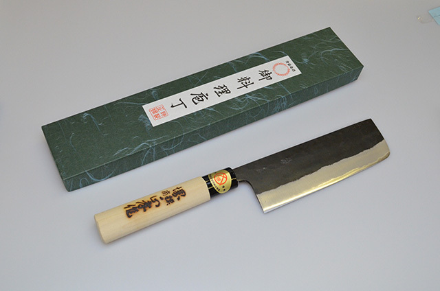 【山脇刃物製作所】正孝 菜切包丁 165mm