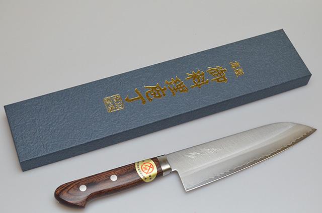 【山脇刃物製作所】三徳包丁 170mm