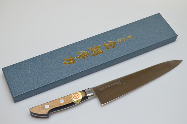 【山脇刃物製作所】郷 牛刀 210mm