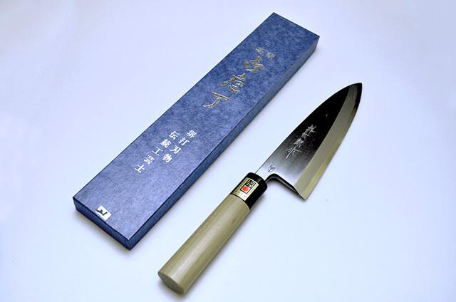 【ノムラ刃物】祥太郎作 出刃包丁 180mm