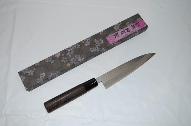 【八内刃物製作所】堺剛志 小刺身包丁 150mm