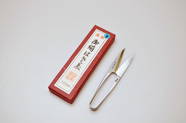 【ダイキチ】扇太郎 握り鋏 長刃 105mm