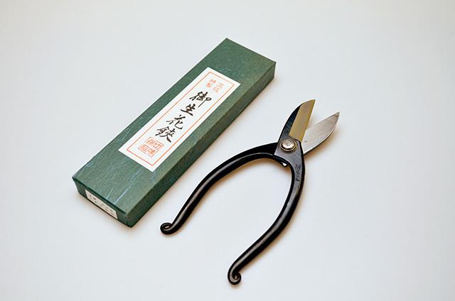 【山脇刃物製作所】池坊 郷 生花バサミ 165mm