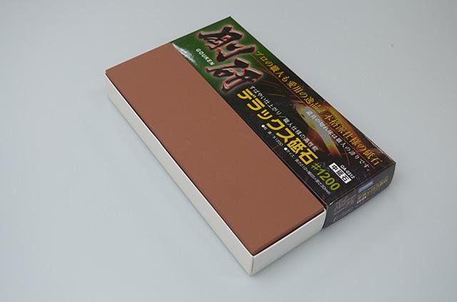 【ナニワ研磨工業】剛研デラックス砥石 #1200 QA0312