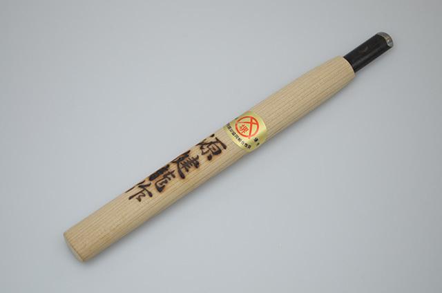 【河井刃物】健龍 彫刻刀 丸刀 12mm
