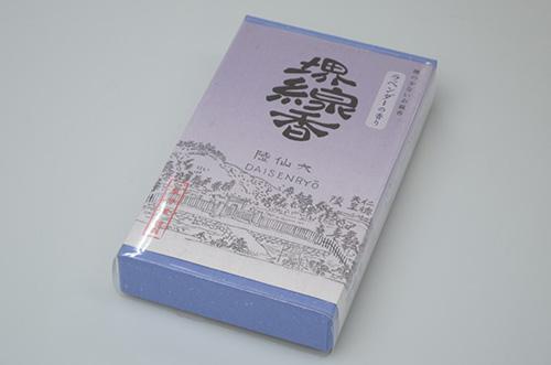 【堺線香工業協同組合】堺線香(ラベンダー)