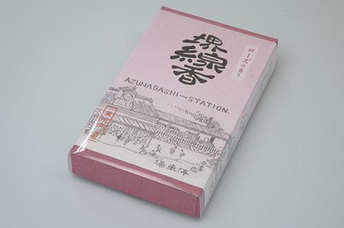 【堺線香工業協同組合】堺線香(ローズ)