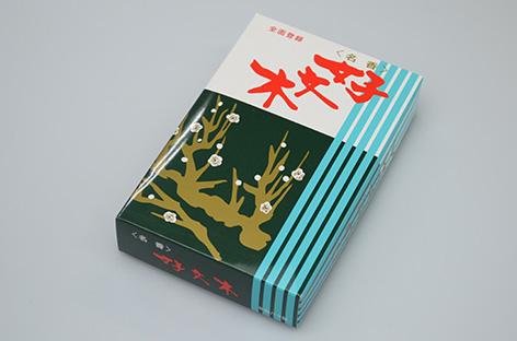 【梅栄堂】名香好文木 平型バラ