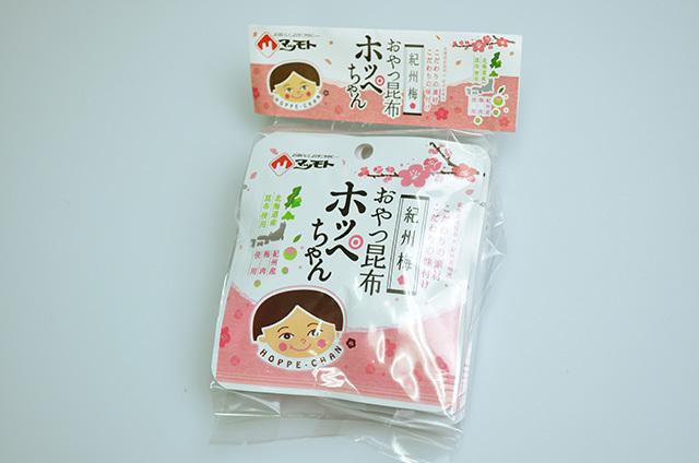 【マツモト】おやつ昆布 ホッペちゃん(6袋)