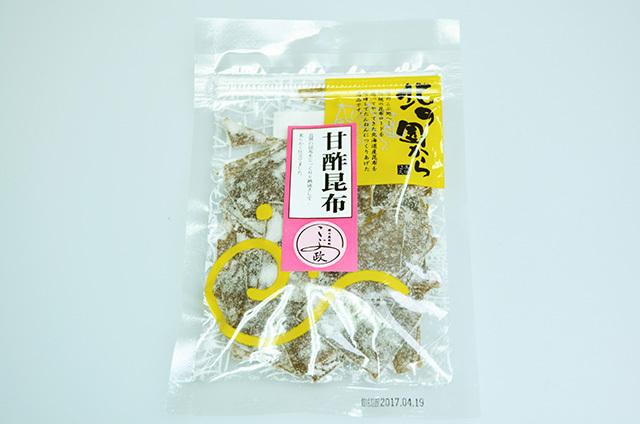 【マツモト】甘酢昆布