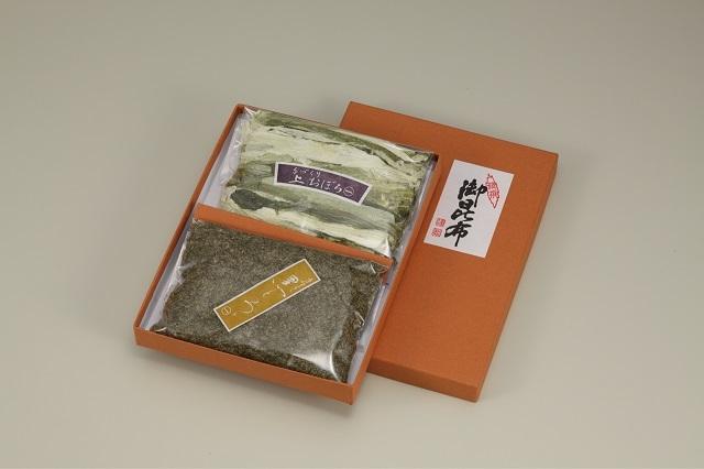 【郷田商店】昆布詰合せ2袋入