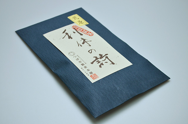 【つぼ市製茶本舗】利休の詩(紺)