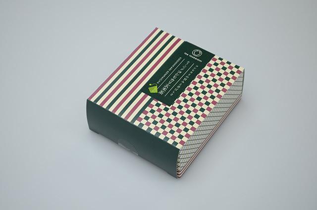 【つぼ市製茶本舗】おもひばこ コシヒカリ玄米茶TB