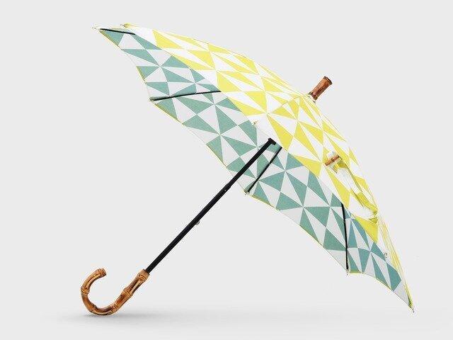 【竹野染工】手ぬぐい日傘 風光る