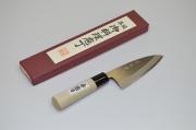 【川澤刃物工業】堺保光作 出刃包丁 120mm