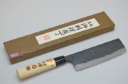 【牧田商店】忠勝 菜切包丁 165mm