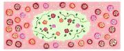 【にじゆら】ミュシャ 薔薇 pattern