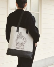 embrace TOTE    Hand enbroidery EB-7527