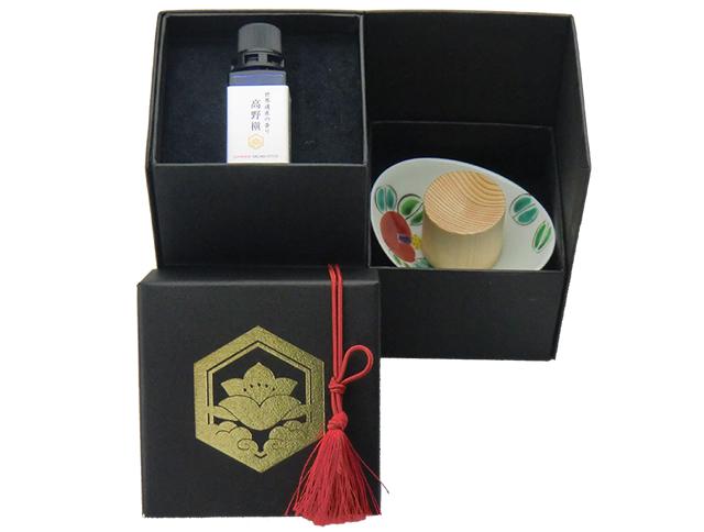 世界遺産の香り 『高野槇』 香り箱