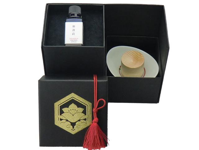 日本の香り 『和薄荷』 香り箱