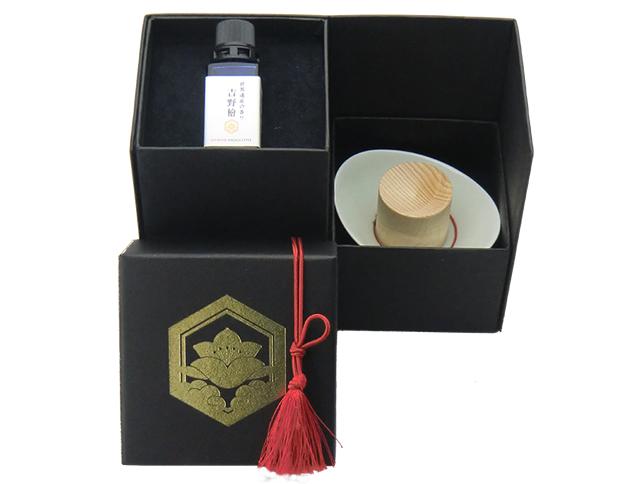 世界遺産の香り 『吉野檜』 香り箱