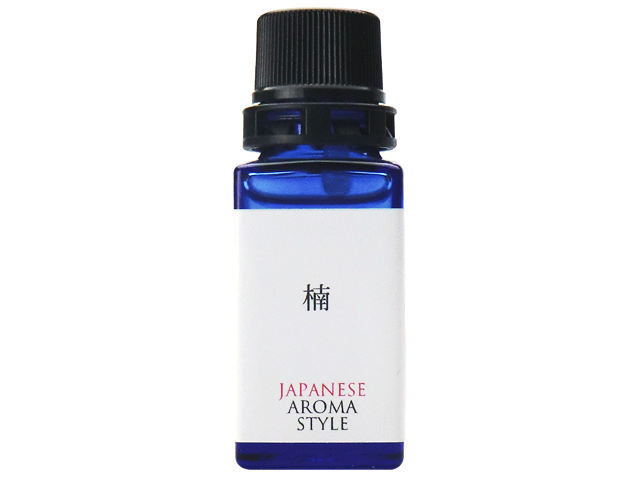 日本の香り 『楠』 10ml