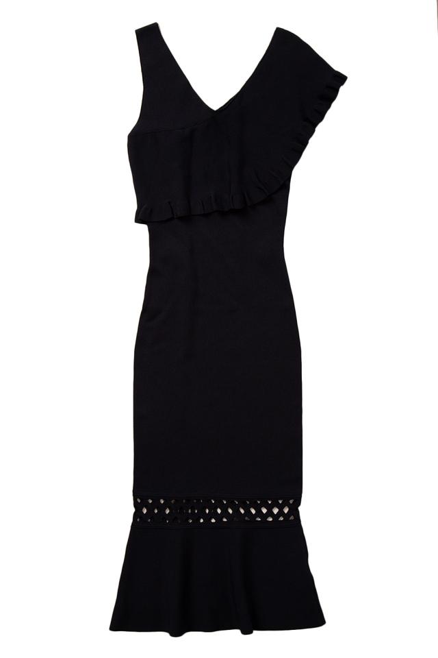 Ruffle Knit Dress【2泊3日】