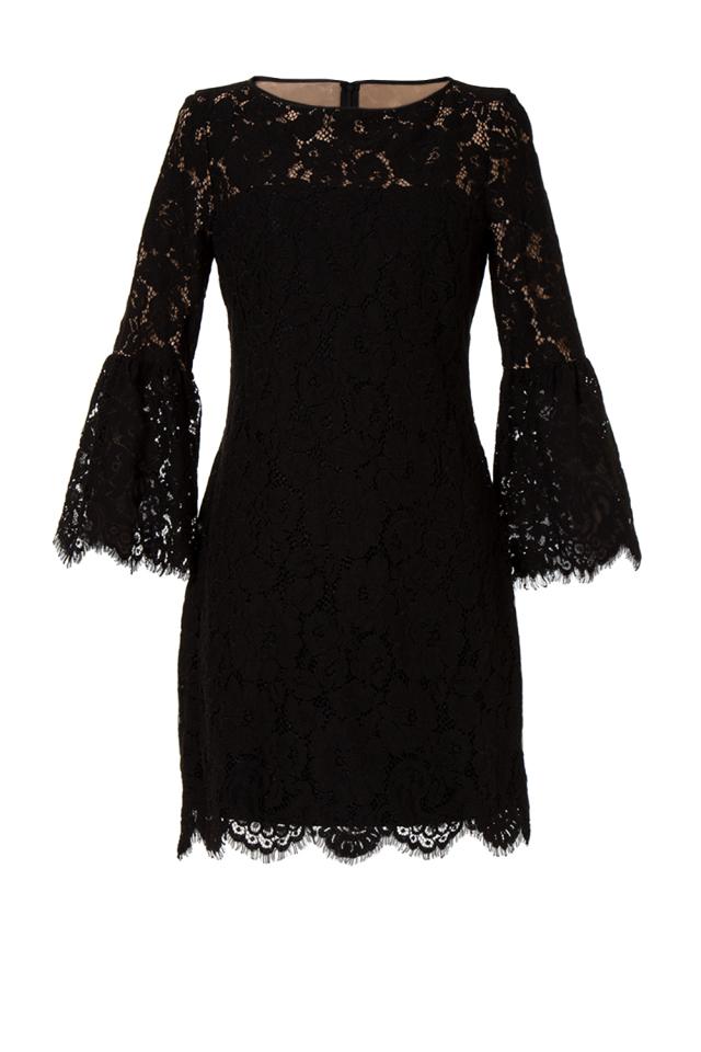 Bell Sleeves Black Dress【2泊3日】