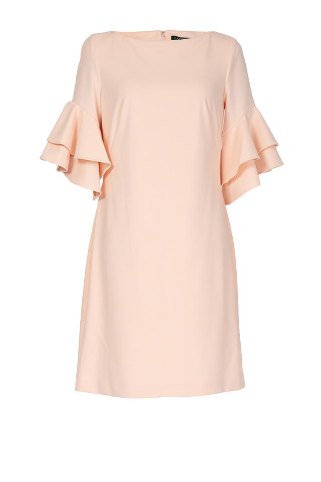 Pink Ruffle Sleeve Dress【2泊3日】