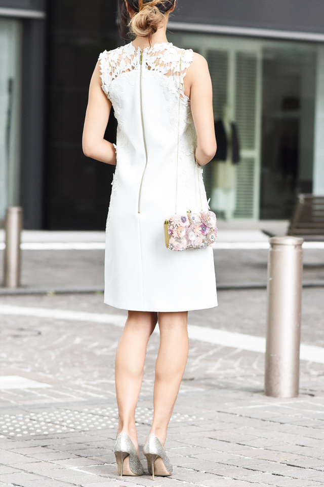 Applique Lace Dress【2泊3日】