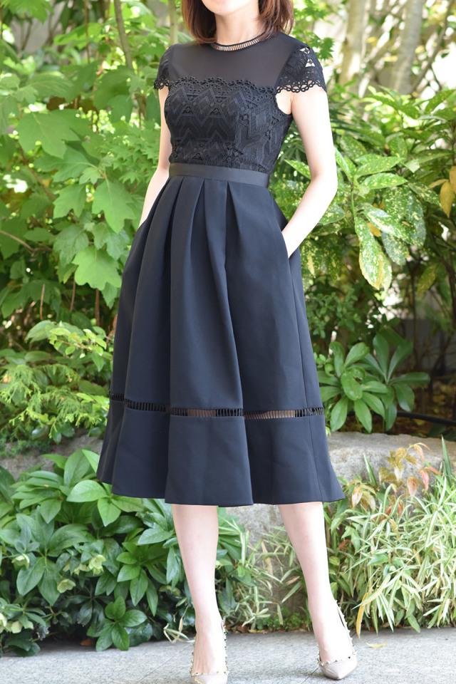 Lace Midi Dress【2泊3日】