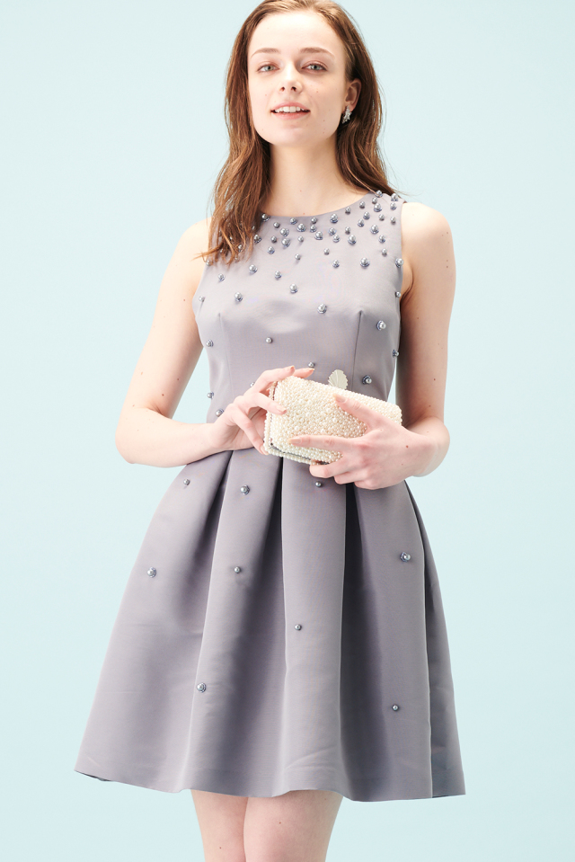 Pearl Skater Dress【2泊3日】