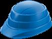 収納式ヘルメット オサメット ブルー