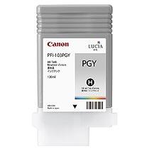 キヤノン CANON インクタンク フォトグレー 130ml PFI?103PGY 2214B001