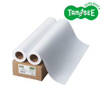 TANOSEE インクジェット用普通紙(FSC認証紙) 594mm×50m 2本/箱 IJRJEF594A