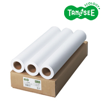 TANOSEE インクジェット用普通紙(FSC認証紙) 594mm×60m 3本/箱 IJRJEF594B