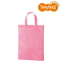 TANOSEE 不織布バッグ A4(マチ無) 各色 10枚入