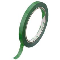 NICHIBAN (まとめ)バッグシーリングテープ 9mm×50m 緑 20巻 540G