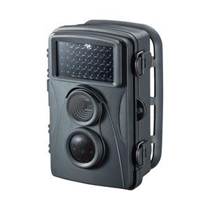 サンワサプライ セキュリティカメラ CMS-SC01GY