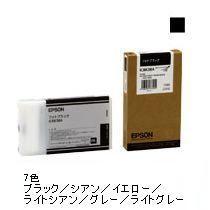 エプソン PX?P/K3インク 110ml フォトブラック/シアン/イエロー/ライトシアン/グレー/ライトグレー/マットブラック