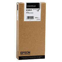 エプソン PX?H10000/H8000用PX?P/K3インクカートリッジ 350ml マットブラック ICMB57