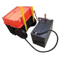 加地貿易 増設バッテリー(配線付) 1200WH