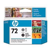 HP HP72 プリントヘッド グレー/フォトブラック C9380A