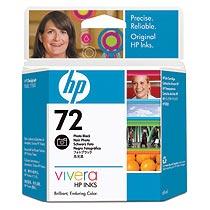 HP HP72 インクカートリッジ フォトブラック(69ml) C9397A