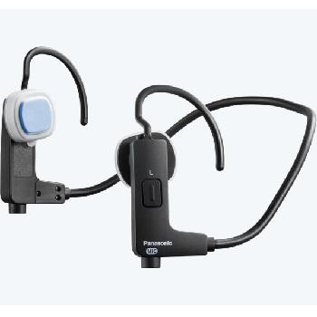 【法人限定販売】 パナソニック 骨伝導ヘッドセットパック XC-CSH00G-14 PHS(沖電気製)仕様