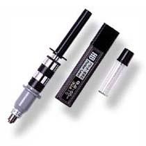 武藤工業 鉛筆ホルダー ホルダー+芯 0.3mm 2本入 PSH-803