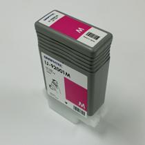 グラフテック JW350/JW550用染料インクタンク マゼンタ 130ml