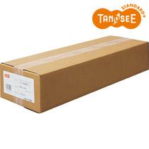 TANOSEE インクジェットプロッタ用紙 普通紙64g A1ロール 594mm×50m 2本入 IJTF64A1H