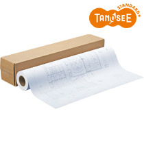 TANOSEE インクジェット用コート紙HG3マット 610mm×45m 2インチ IJ-WF100TS
